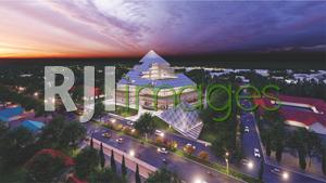 Desain Arsitektur Gedung Kantor Pusat PT. Bank Aceh Syariah#1