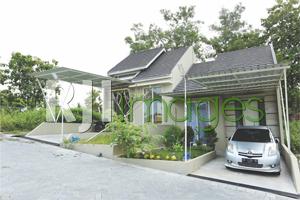 Kawasan rumah tipe 47, Ghara Jingga Residence