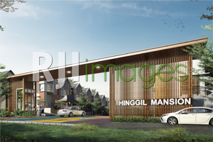 Launching Hinggil Mansion#1